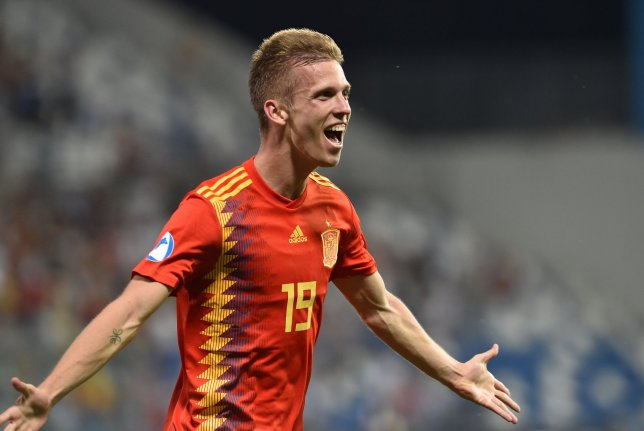Spain Under-21s star Dani Olmo is on Manchester United's summer shortlist