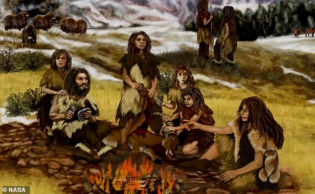 Neanderthals were able to fashion a primitive form of superglue to hold their rudimentary stone and wood tools together over 40,000 years ago