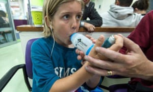 In 2016, a thunderstorm triggered a mass asthma event in Melbourne, which caused ten deaths and 8,500 hospitalisations.