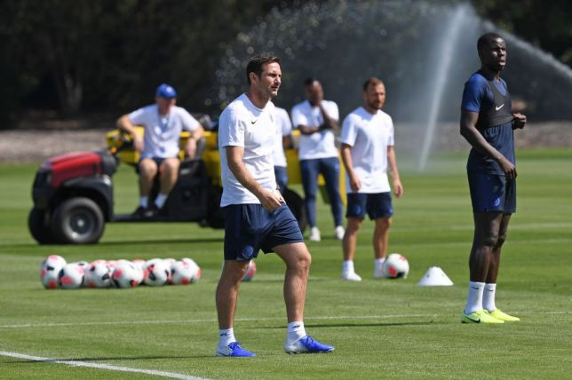 Emerson reveals how Frank Lampard is working on improving Chelsea's attack