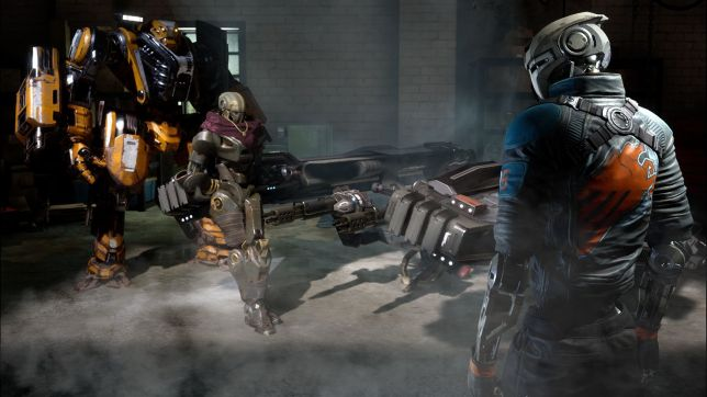 Disintegration - combat evolves again