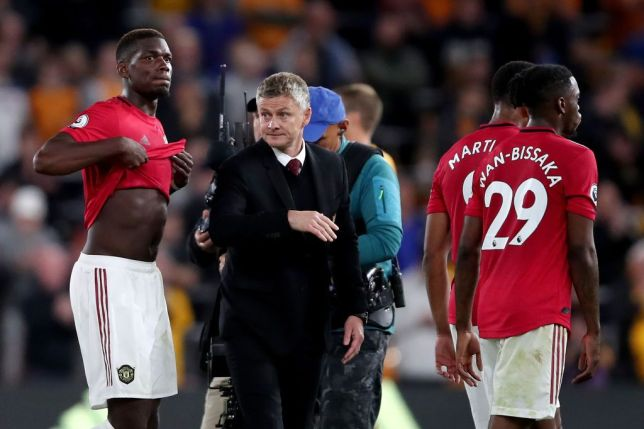 Ole Gunnar Solskjaer revealed he has two players on penalty duties