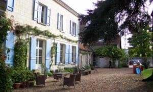 Château de Pintray, Indre-et-Loire, France.