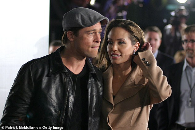 Optimistic about future connections: Brad split from wife Angelina Jolie in 2016