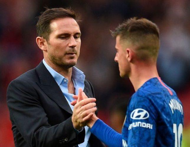 Chelsea boss Frank Lampard has shown tremendous faith in Mason Mount