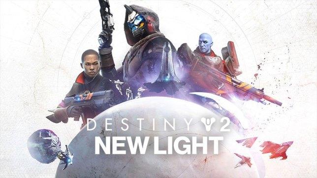 Destiny 2: New Light