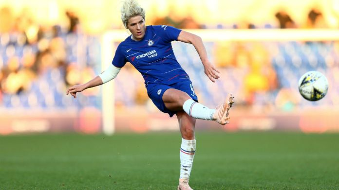 Chelsea and England defender Millie Bright