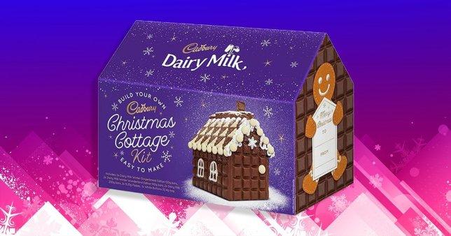 Cadbury's Chocolate Cottage kit