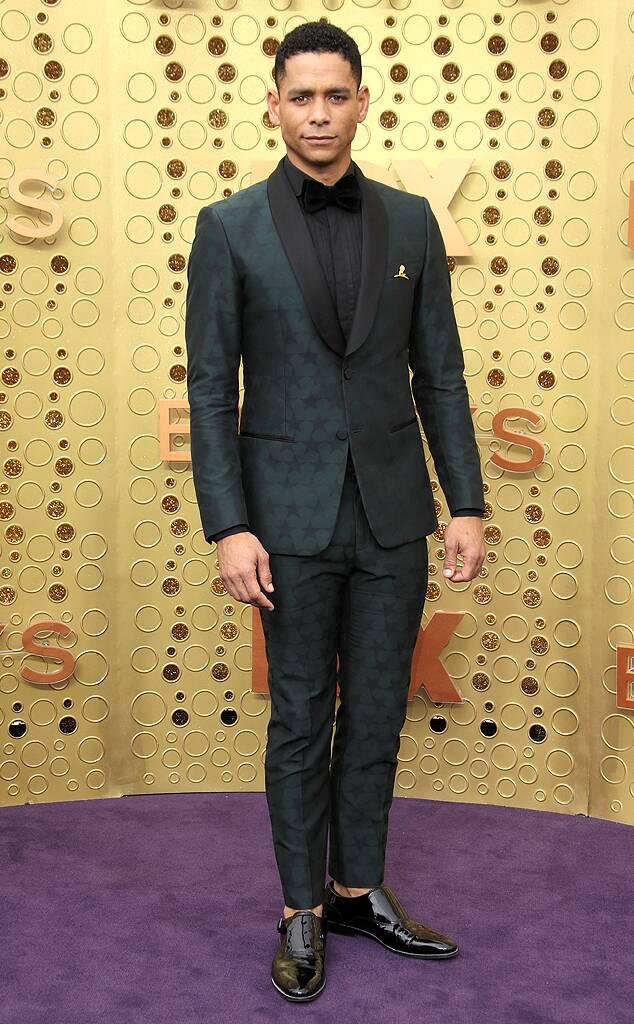 Charlie Barnett, 2019 Emmy Awards, 2019 Emmys, Red Carpet Fashion