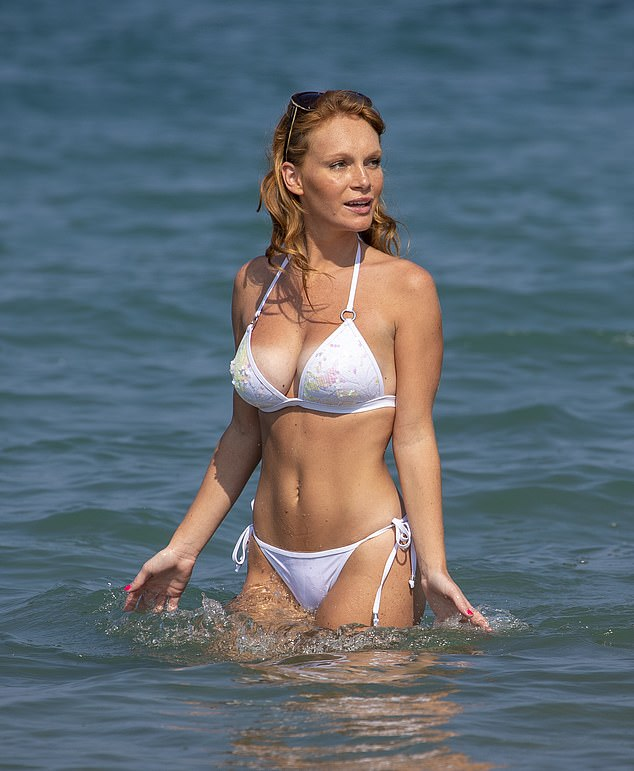 Bikini summer paul cunnick