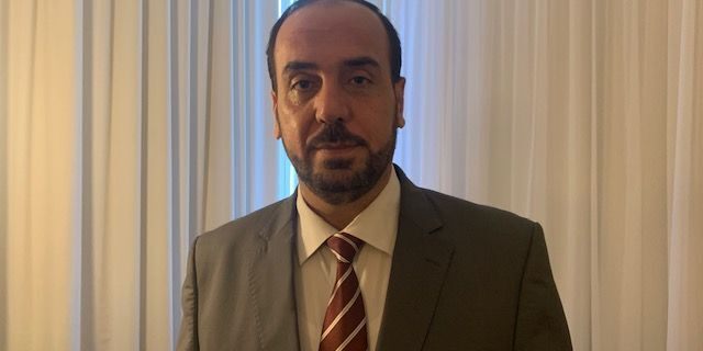 Nasr Al-Hariri, president of the Syrian Negotiation Commission (SNC)