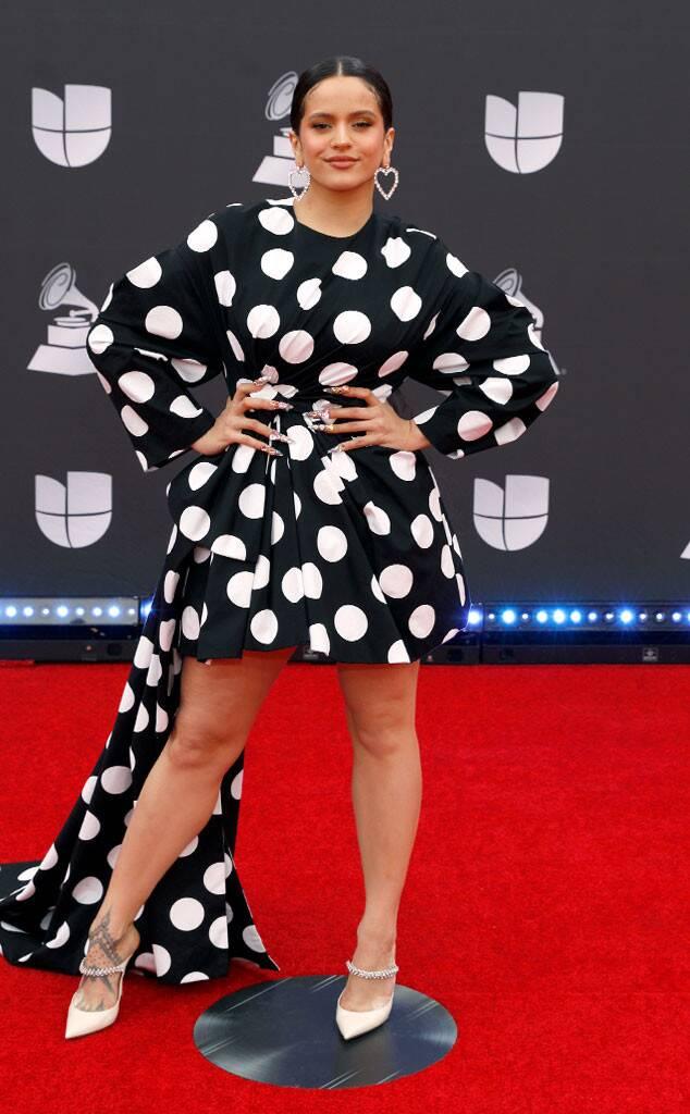 Rosalia, 2019 Latin Grammy Awards, Red Carpet Fashion