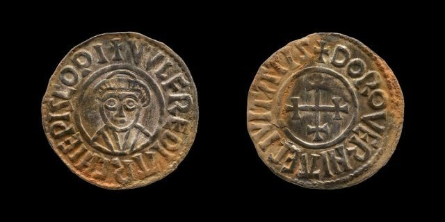 Two amateur British treasure-hunters,George Powell and Layton Davies havebeen imprisoned for stealing a hoard of 1,100-year-old Anglo-Saxon coins and jewelry valued at millions of dollars. Experts say the hoard, much of which is still missing, could shed new light on a period when Saxons were battling Vikings for control of England. (British Museum via AP)