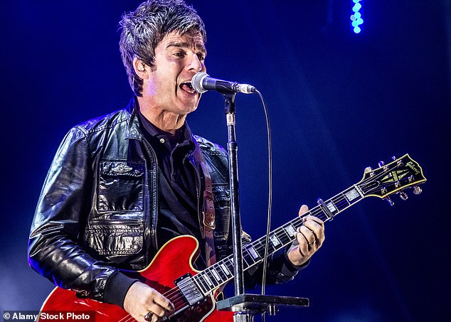 Oasis bandmates:Speaking on Radio X with Zane Lowe, High Flying Birds singer Noel couldn't contain himself when the DJ expressed his surprise at Liam's kind words about him during his last appearance