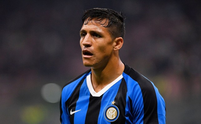 Manchester United are planning to keep Alexis Sanchez after his loan spell at Inter