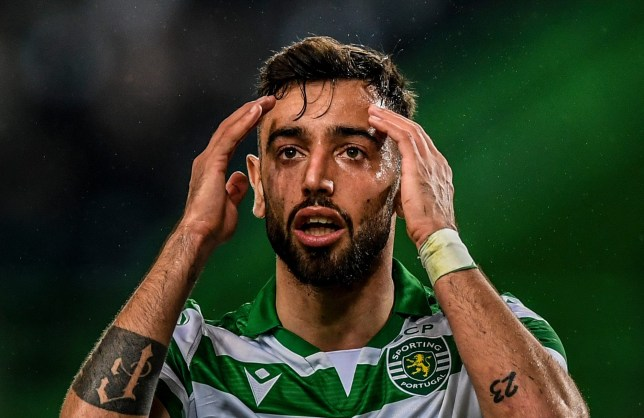Bruno Fernandes' move to Manchester United could be delayed even further