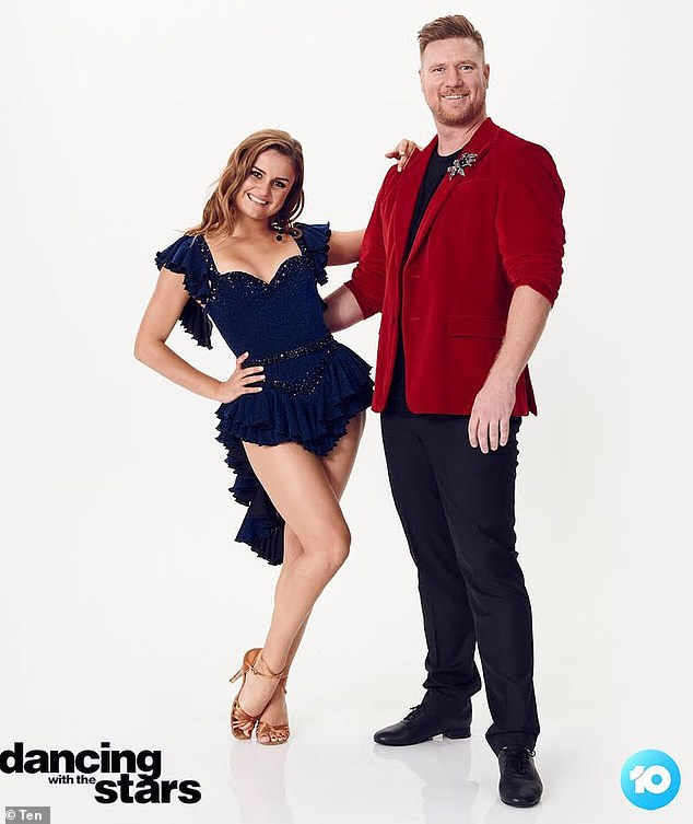 Starring role:Dancing With The Stars premieres Sunday, February 9 on Channel 10