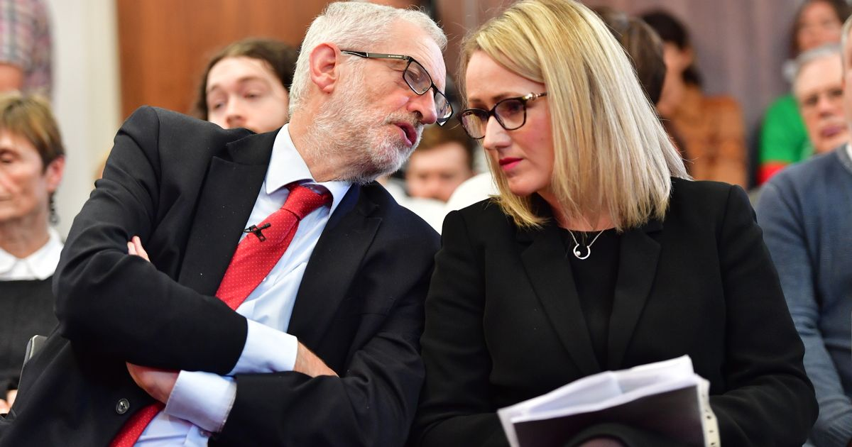 Rebecca Long-Bailey Says She Privately Argued Against Labour's Stance On Brexit