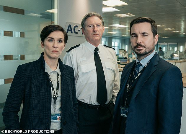 H?Line of Duty creator Jed left fans speculating he had revealed the identity of bent copper H when he dropped a major clue about series six