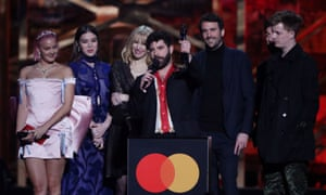 Foals (plus Anne Marie, Hailee Steinfeld and Courtney Love).