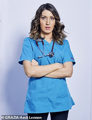 Dr Rosena Allin-Khan is the Labour MP for Tooting in South London and an A&E doctor