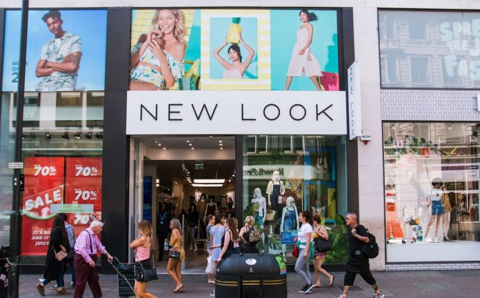 New Look appoints non-executive director