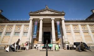 """Ashmolean Museum, University of Oxford """