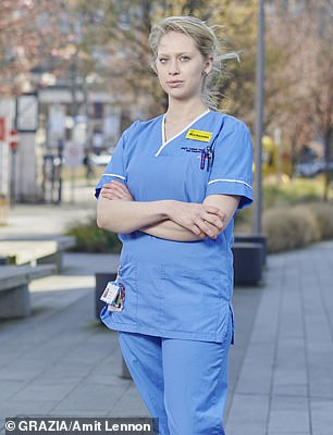 Ms Browne works in theemergency department at King's College Hospital