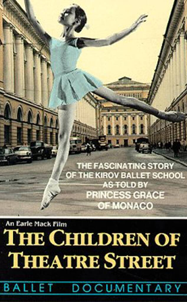 The Children of Theatre Street - Ballet Documentary