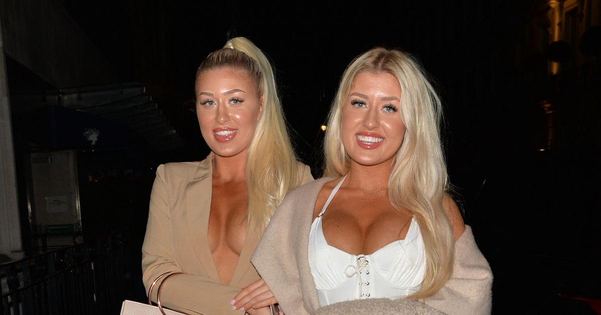 love island twins jess and eve gale embrace coronavirus