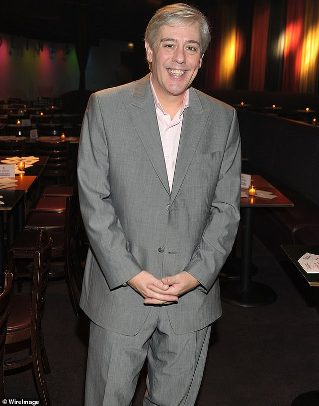 Sad loss for comedy:Vic Henley has died at age 57 from a pulmonary embolism. The stand-up comedian - who appeared on Comedy Central and The Opie & Anthony Show - passed away on Monday. Seen in 2011