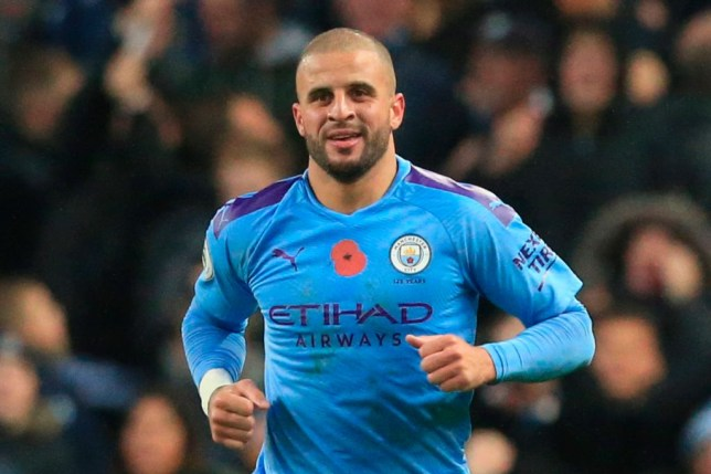 Manchester City defender Kyle Walker has apologised after he invited two escorts to his flat last week
