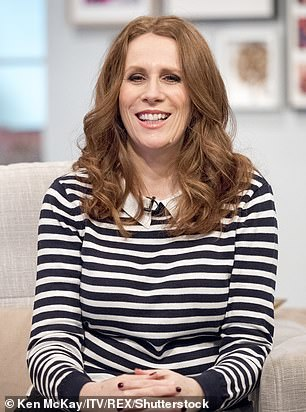 She's in: Comedian Catherine Tate has joined the line-up