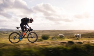 'The Postman's Path is regarded as one of the best and most spectacular mountain biking rides in the UK'