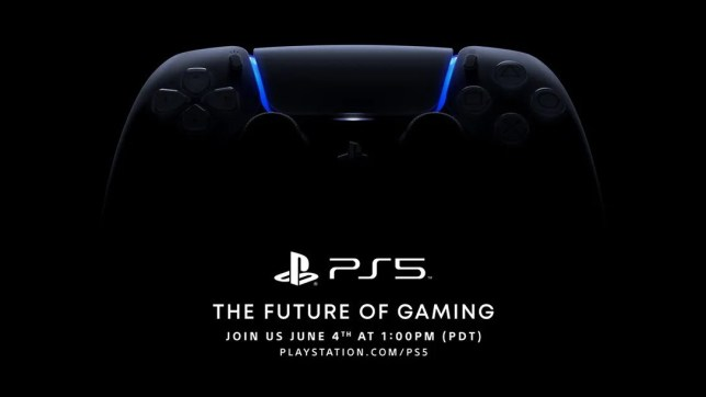 PS5 reveal event