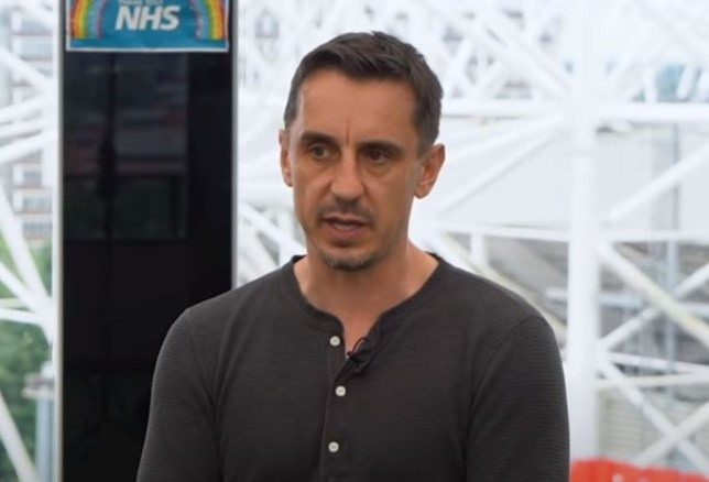 Gary Neville has explained how Manchester United should approach the transfer window