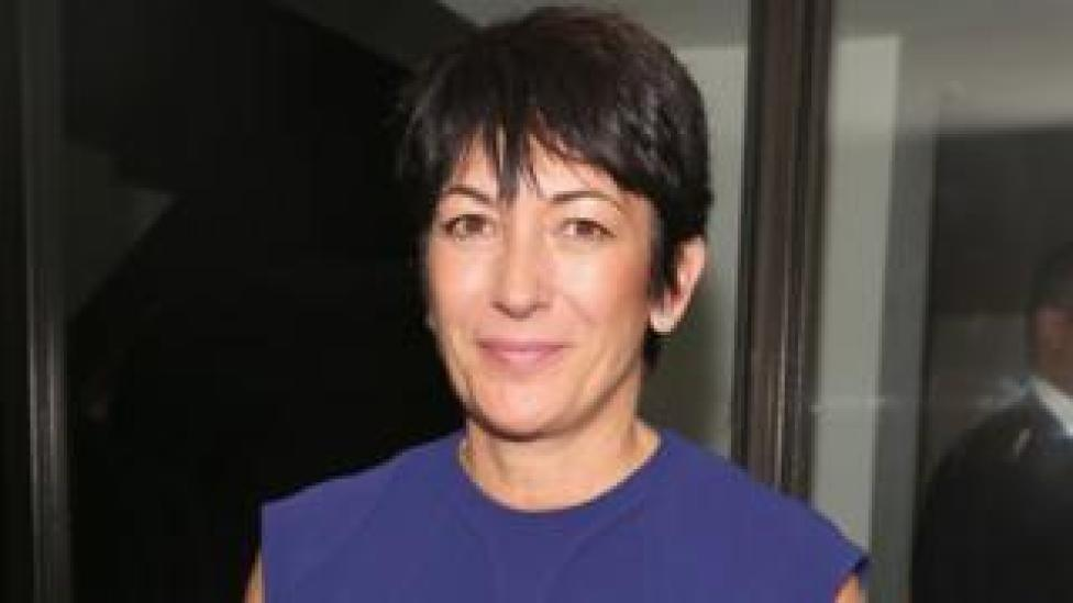Ghislaine Maxwell, seen here in New York City in October 2016