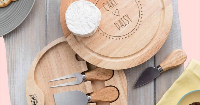 13 engagement gift ideas for the brides and grooms-to-be in your life