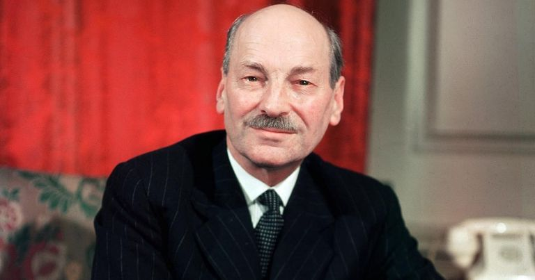 Clement Attlee – the brave surburban revolutionary who rebuilt postwar Britain