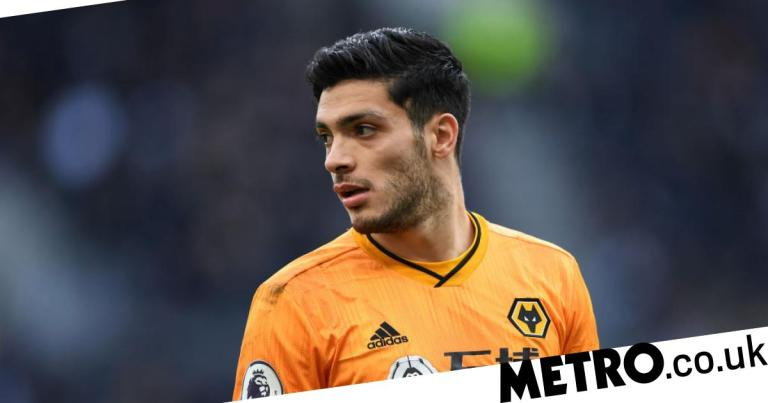 Juventus ready to beat Manchester United to Wolves striker Raul Jimenez