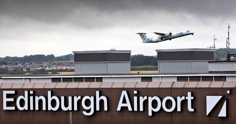 One third of jobs to be cut at Edinburgh Airport