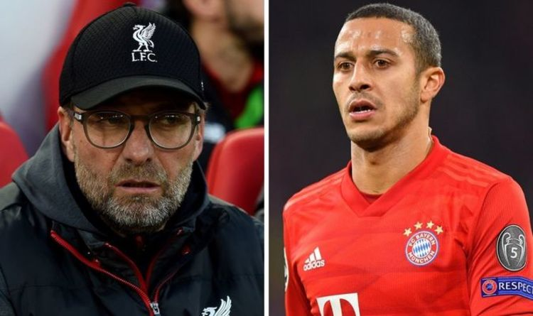 Bayern Munich chief answers question on how much Liverpool would need to pay for Thiago