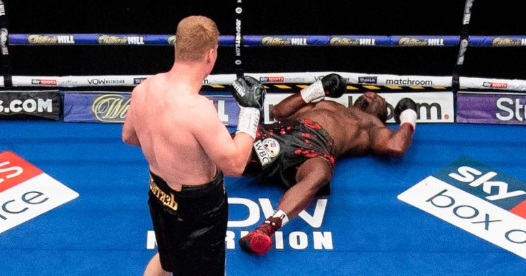 Whyte vs Povetkin cancelled after Russian tests positive for Covid-19