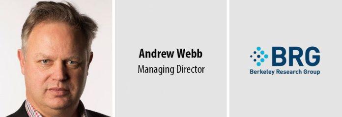 Andrew Webb, Managing Director, BRG