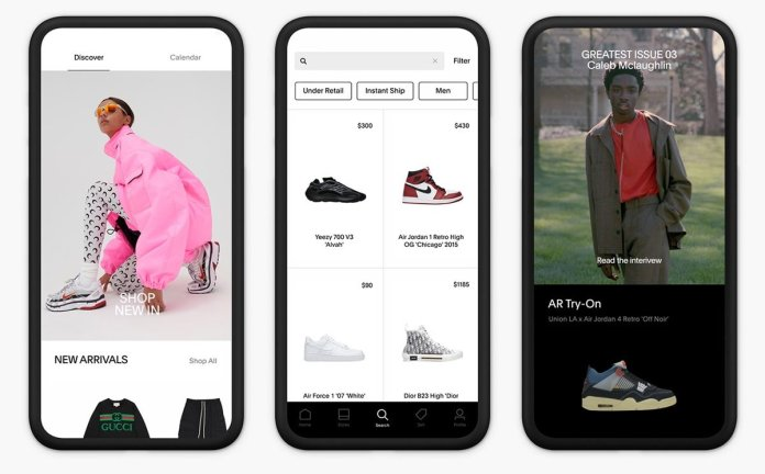 Goat Fashion wins injunction against sneaker marketplace Goat Group