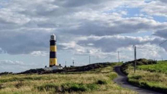 St John's Point lighthouse