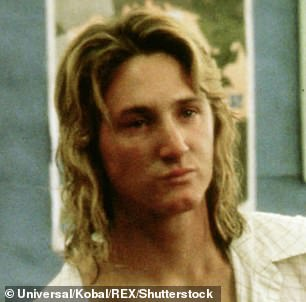 His role: The actor starred as Jeff Spicoli in the original film (pictured)