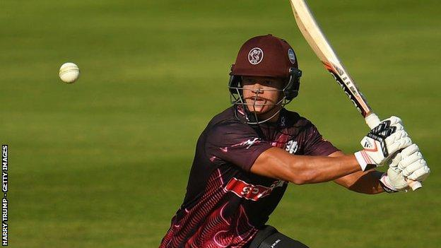 Young Somerset batman Will Smeed actually bought a season ticket to watch his side this season - but he has seized his unexpected chance following the coronavirus lockdown