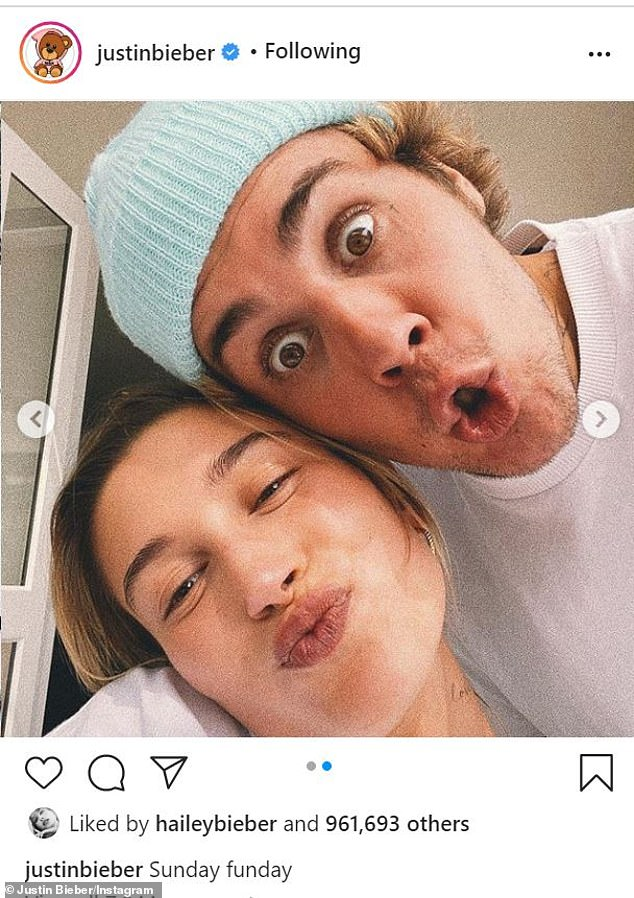 Honest Biebs: Justin recently vowed to give up his 'selfish desires' every day in order to be a 'good husband and future dad'. The 26-year-old singer took to Instagram to reflect on his past and admitted that growing up in the spotlight as a teenager meant his 'insecurities and frustrations' were dictated by what he valued in life at the time and his 'ego and power' destroyed his relationships