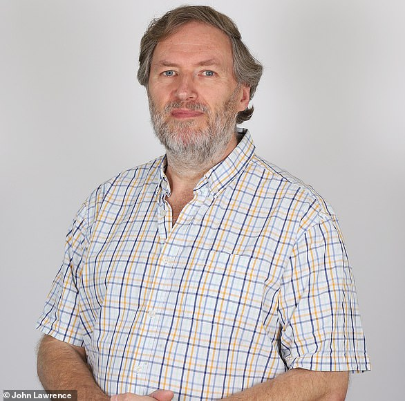 Ian Frayling, 61, is a recently retired NHS genetic scientist who lives with wife Ann, a professor of cellular immunology and immunotherapy at Cardiff University